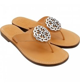 Brighton Alice Sandals Natural