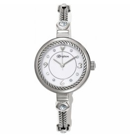 Brighton Silver Roseville Watch