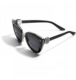 Brighton Toledo Noir Sunglasses
