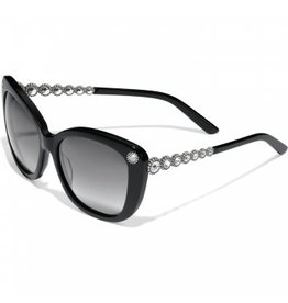 Brighton Twinkle Link Black Sunglasses