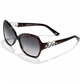 Brighton Crystal Halo Tort Sunglass