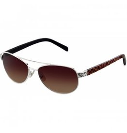 Brighton Sugar Shack Leopard Sunglasses