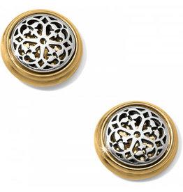 Brighton Ferara 2TN Post Earrings
