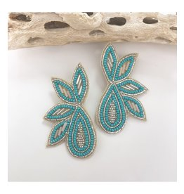 Treasure Jewels Hale Turquoise Earrings