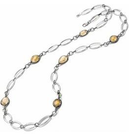Brighton 2-Tone Joyful Long Necklace