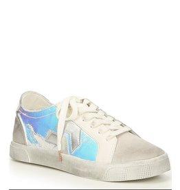 Dolce Vita Zaga Silver Iridescent Sneakers