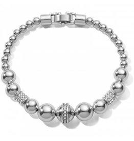 Brighton Meridian Petite Principal Bracelet Silver OS