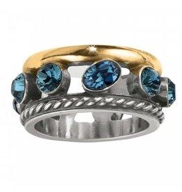 Brighton Neptune's Rings Gem Ring