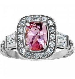 Brighton Pink Reina Ring- Size 9