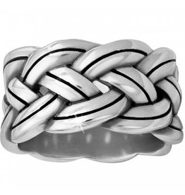 Brighton Interlok Ring- Size 7