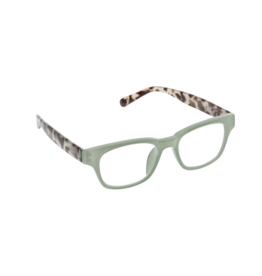 Peepers Vintage Vibes Green / Gray Tortoise