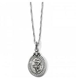 Brighton Guardian Angel Petite Necklace