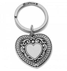 Brighton Medaille Heart Key Fob