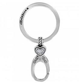 Brighton Heart Charm Key Fob