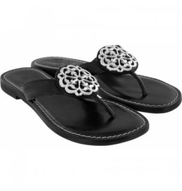 Brighton Alice Sandals Black