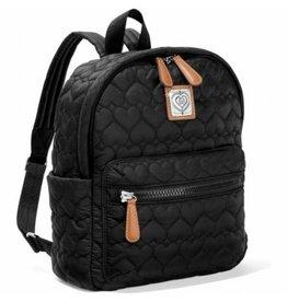 Brighton Black Kingston Backpack