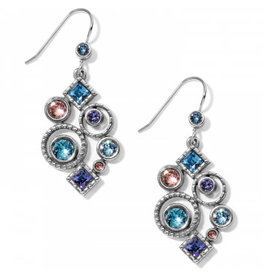 Brighton Halo Aurora French Wire Earrings