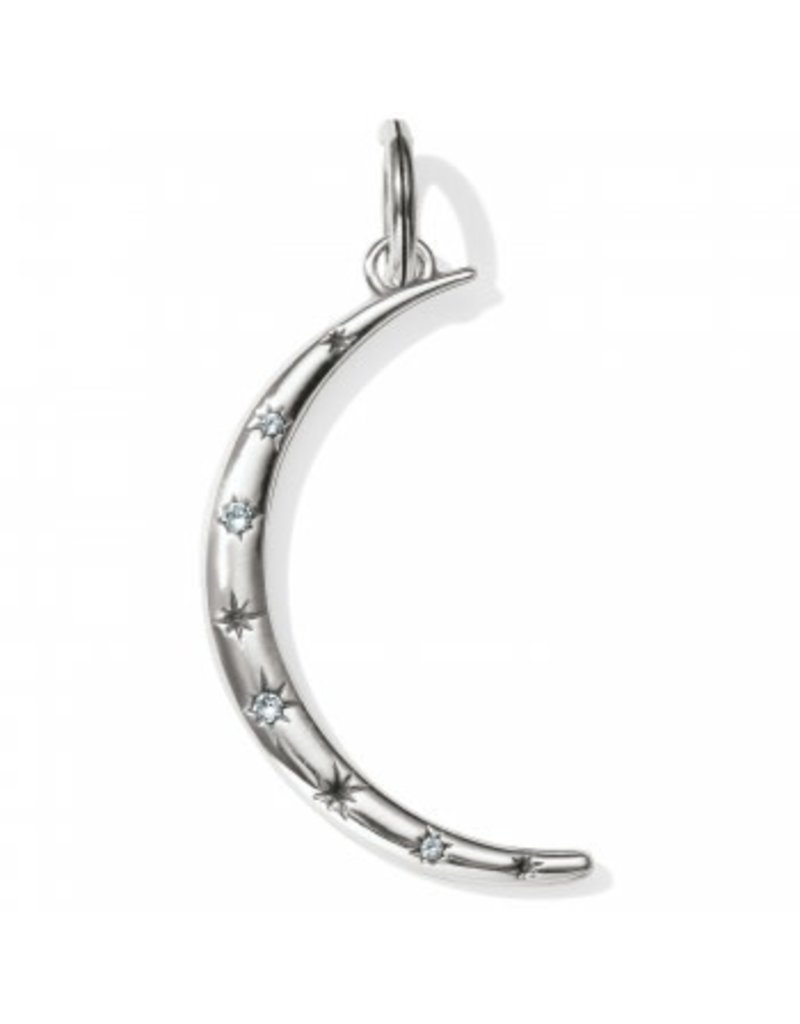 Brighton Crescent Moon Amulet