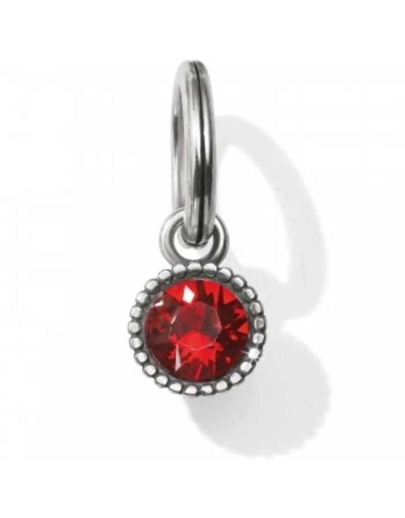 Brighton Red Glitz Highlight Amulet