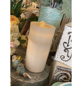 Gray Water Wick Candle Med