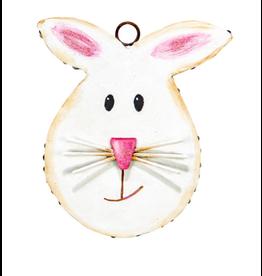 Bunny Head w/Grommet