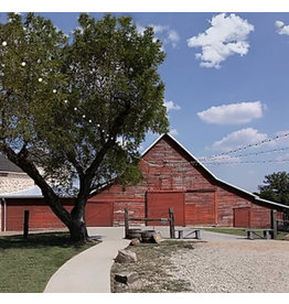 Paint By Numbers - Red Barn
