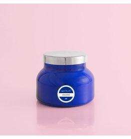 Volcano Signature Jar Candle - 19oz Blue