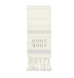 Homebody Gray Towel