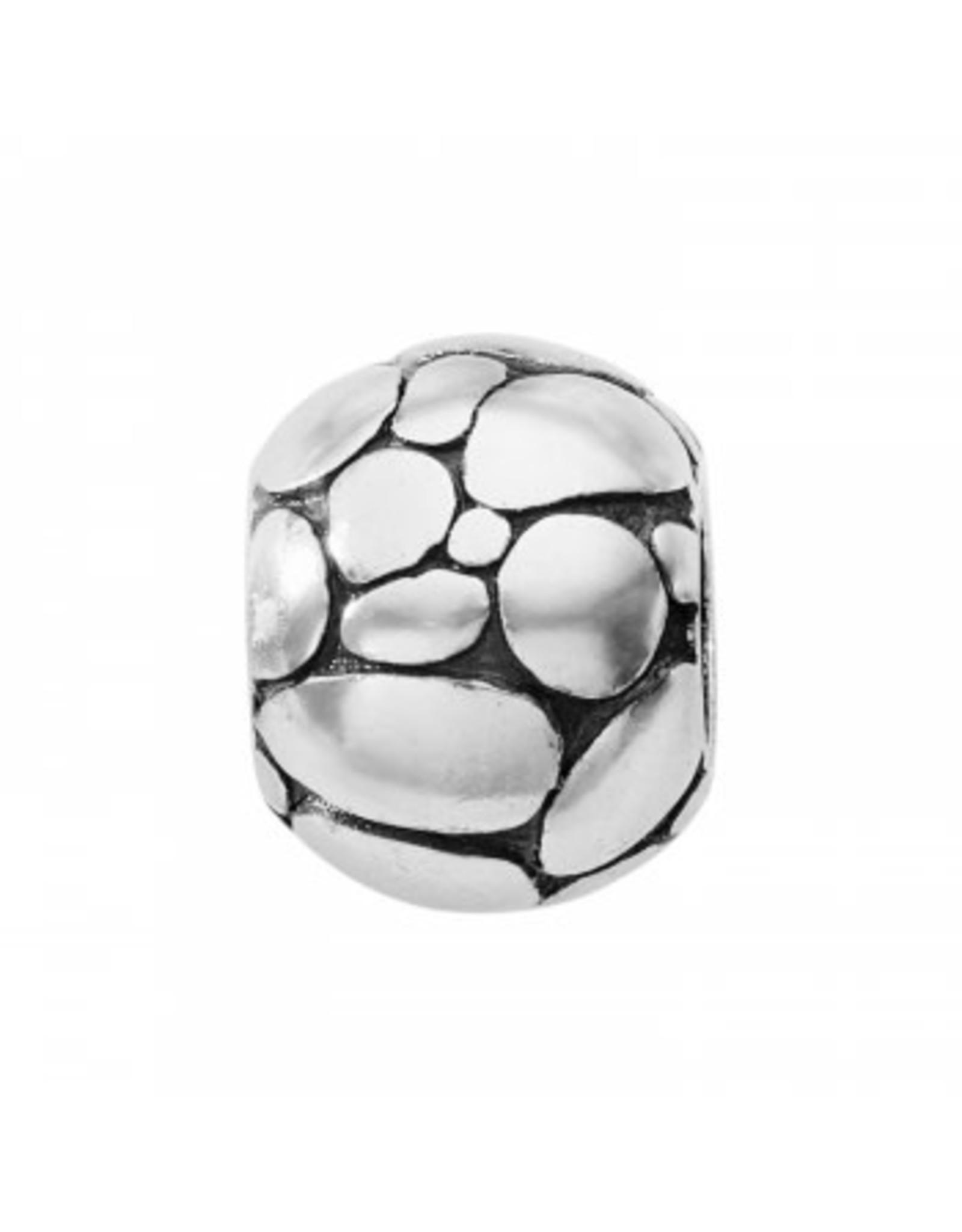 Brighton Pebble Bead Silver