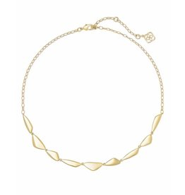 Kendra Scott Kira Short Strand Necklace Gold