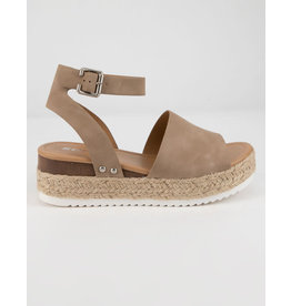 Topic Natural Espradille Sandal