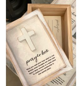 Prayer Box w/Paper Slips