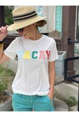 Vacay Applique T-Shirt