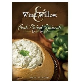 Wind Willow Fresh Picked Spinach Dip Mix