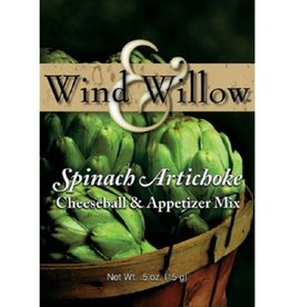 Wind Willow Spinach Artichoke Cheeseball Mix