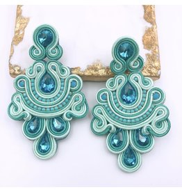 Treasure Jewels Frida Turquoise