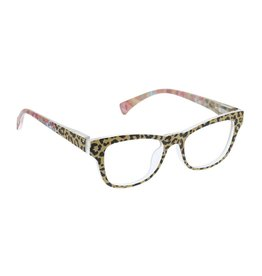 Peepers Orchid Island Tan Leopard/ Floral