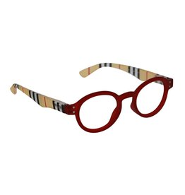 Peepers Style Sixteen Red Stripe