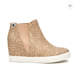 Matisse Lure Taupe Leopard