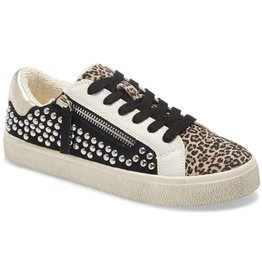 Steve Madden Parka Leopard Sneakers
