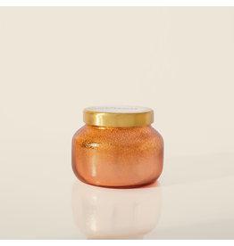 Pumpkin Dulce Glam Petite Jar - 8oz Copper Jar