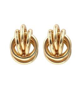 Treasure Jewels Knot Studs