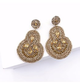 Treasure Jewels Kassie Gold Earrings
