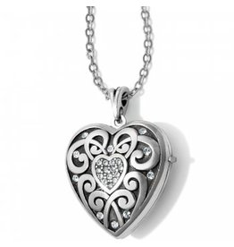 Brighton Sweet Memory Double Locket