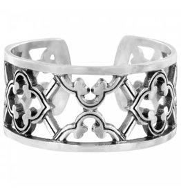Brighton Christo Toledo Silver Narrow Ring