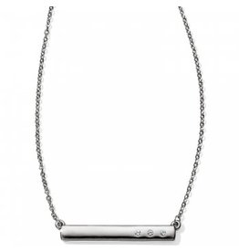 Brighton London Groove Mini Bar Necklace
