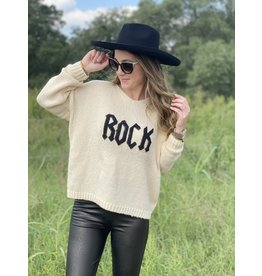 Oatmeal Rock Sweater