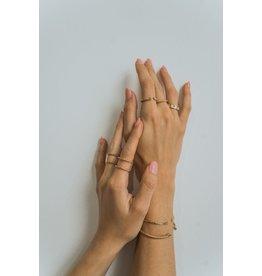 Brenda Grands Aspen Double Adjustable Ring
