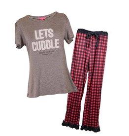 Cuddle PJ Sets