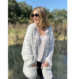 Another Love White Tigress Cardigan